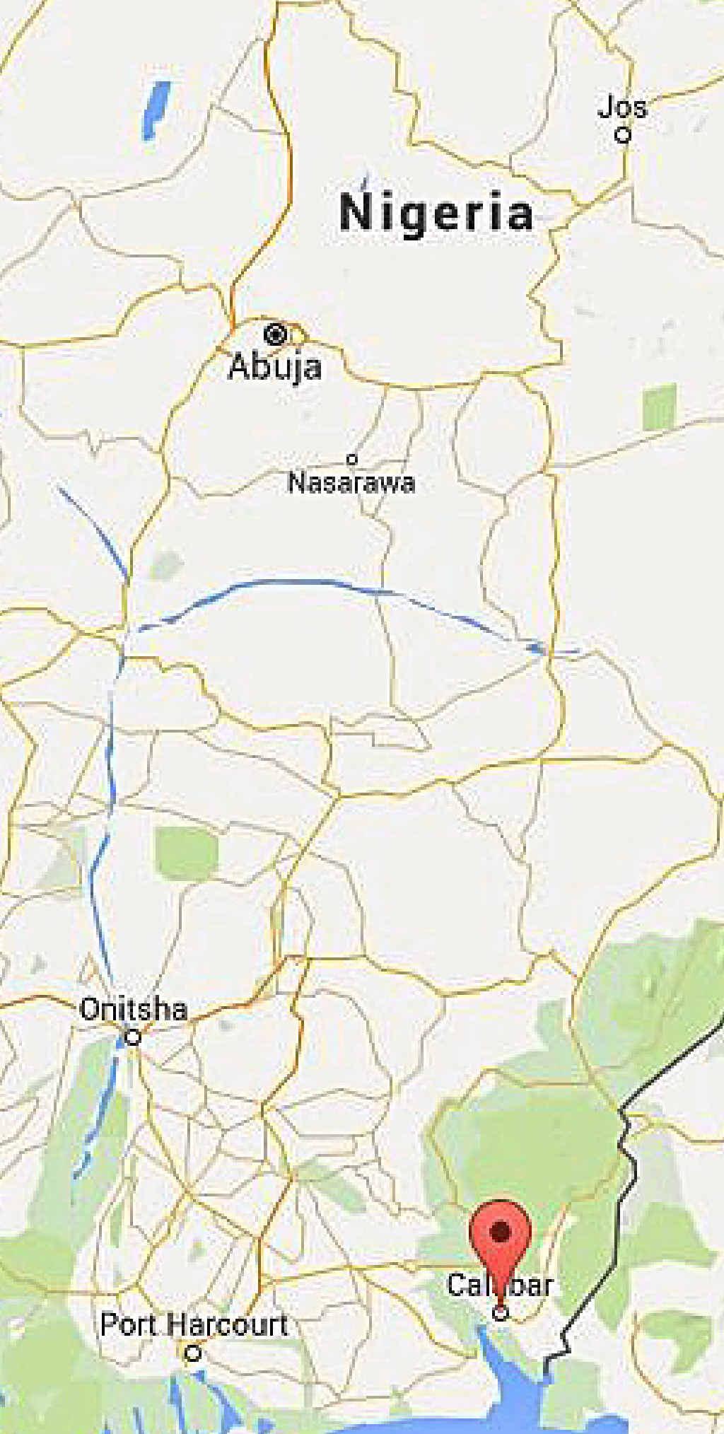 Calbar, Nigeria