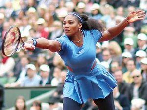 Is Serena's aura of invincibility fading?