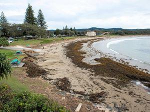 Arkan's seawall assessment deferred