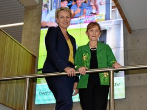 Turnbull one week, Plibersek the next