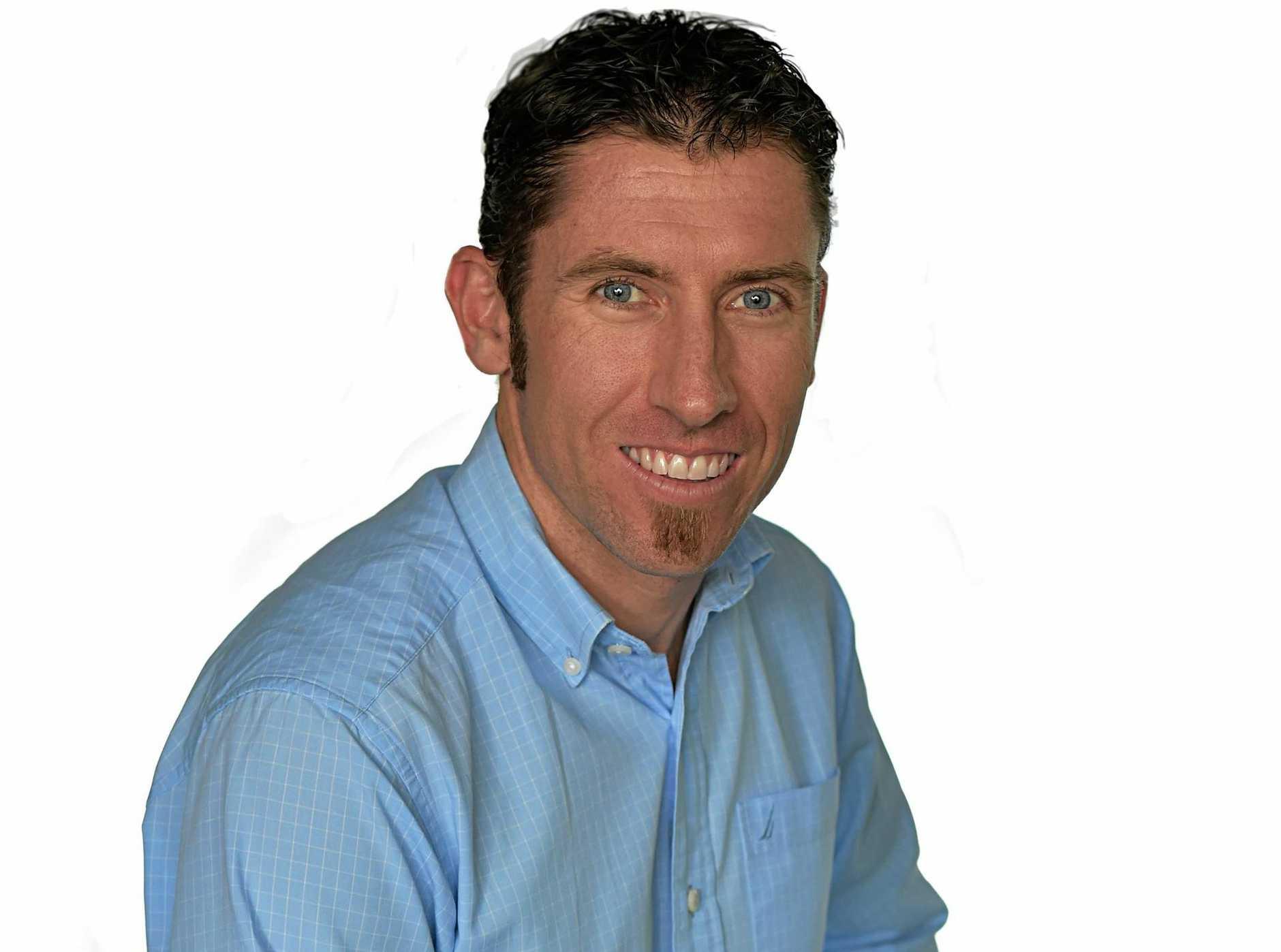 Sunshine Coast Newspaper Company Staff Journalist Grant Edwards Photo: Warren Lynam / Sunshine Coast Daily