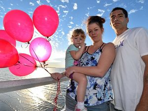 Balloons soar for Monique three years after disappearance