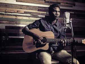 Indigenous artist makes music entrance