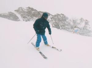 Perisher has 50cm of snow