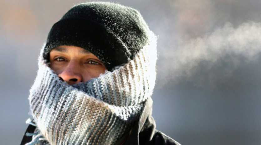 Yes, it was a little cold this morning.