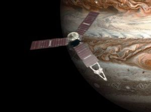 NASA's Juno enters Jupiter's orbit after five years