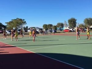 MATCHPLAY MINUTE: Hervey Bay Netball on June 25