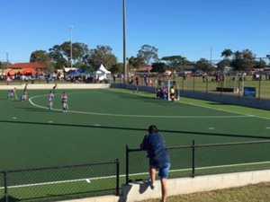 MATCHPLAY MINUTE: U13 Girls state hockey 2