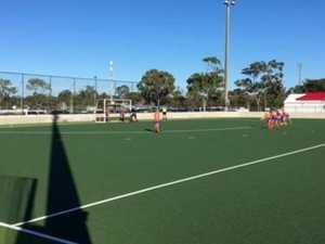 MATCHPLAY MINUTE: U13 Girls state hockey 1