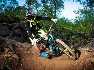 MTB new trail opening