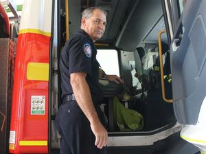 Firefighters start winter safety campaign at Good Shepard