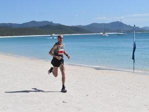 Moneghetti wins 10km section at Great Whitehaven Beach Run