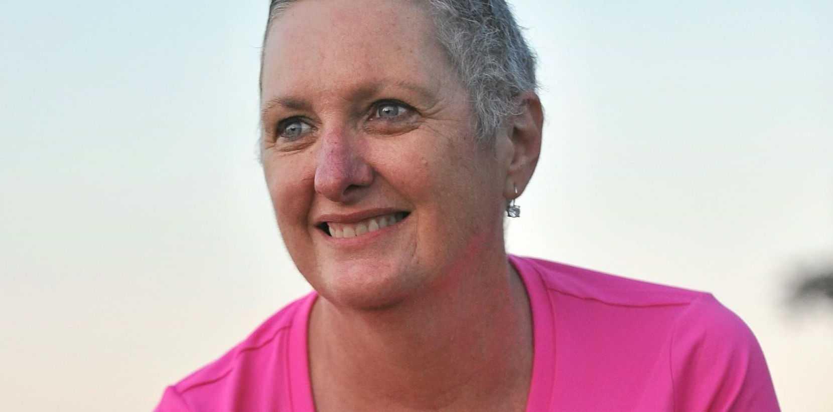 SPEAKING OUT: Cancer survivor, Ruth D'Hennin