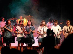Byron High band wins gold