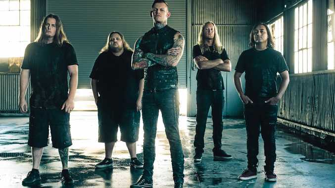 Carnifex are about to release new music with their sixth album. Photo Contributed