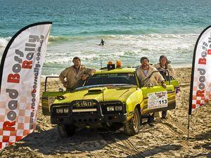 1/4 million raised from Road Boss Rally's epic finale in Western Australia