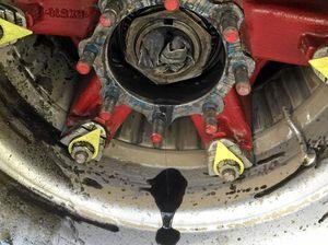 918 trucks inspected in latest police blitz
