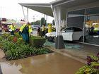 UPDATE: Woman in hospital after Walker St crash