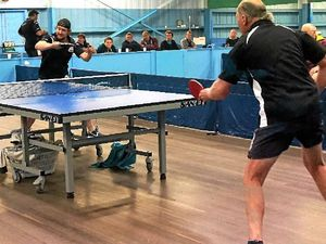 TABLE TENNIS: Connor takes second Mackay Closed championship