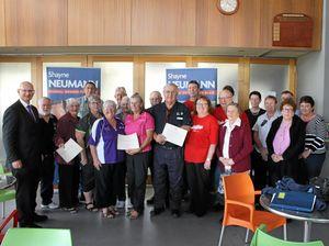 Our Somerset volunteers win