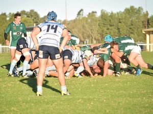 Echidnas fall just short of a victory against Condamine at Rugby Races