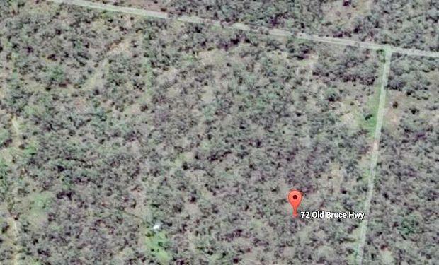 NEW RESORT: Proposed site of a massive new resort at Burua.
