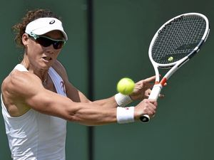 Old foe awaits Stosur at Wimbledon
