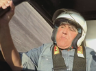 VIDEO: Jay Leno flips in 2500hp Hemi on track