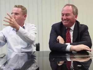 Barnaby Joyce DEX exclusive Pt 6: Nationals influence