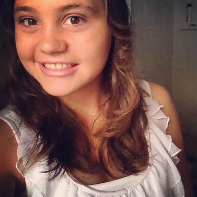 Toowoomba schoolgirl Luci Bain. Photo Facebook