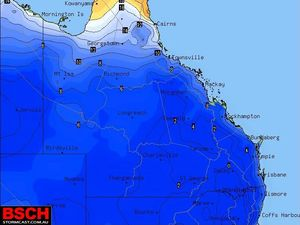 'Wintergeddon' continues as Toowoomba freezes