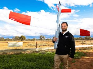 Drones take flight on Darling Downs