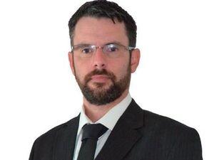 Fisher candidate: Jason Burgess