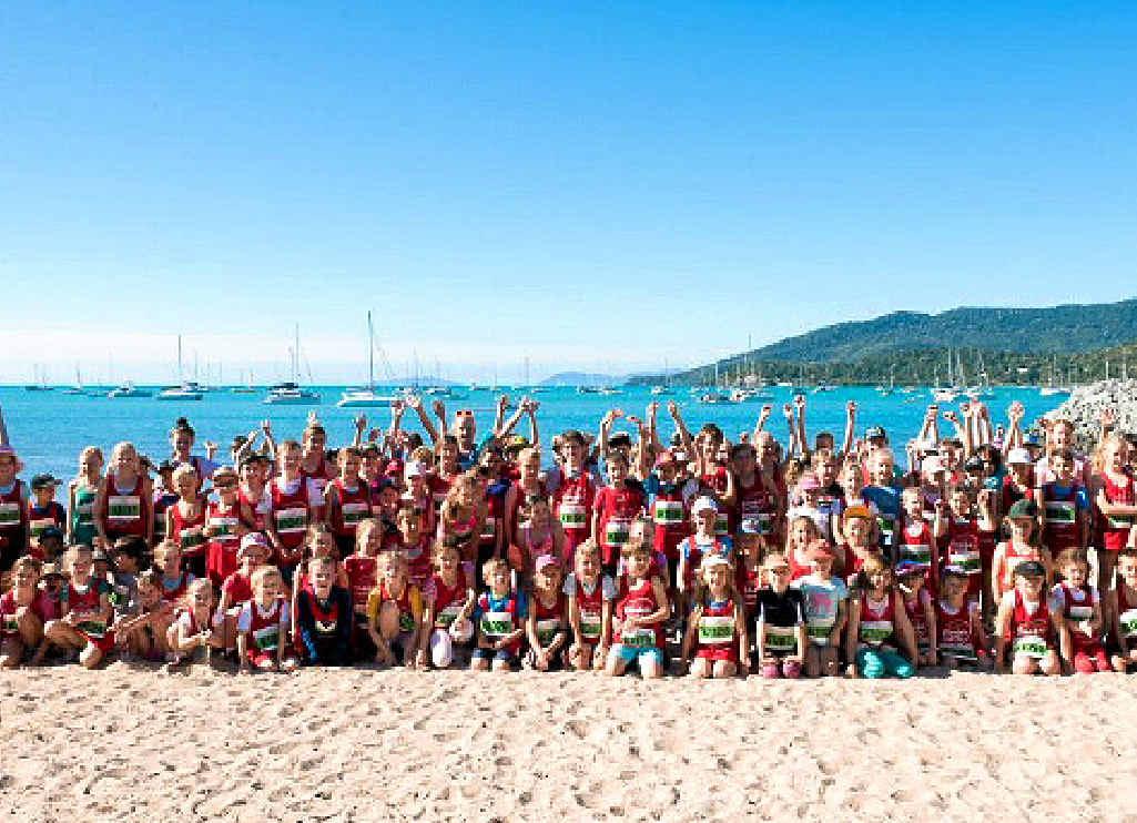BIG EFFORT: Schoolkids (pictured last year) around the region will again take part again.