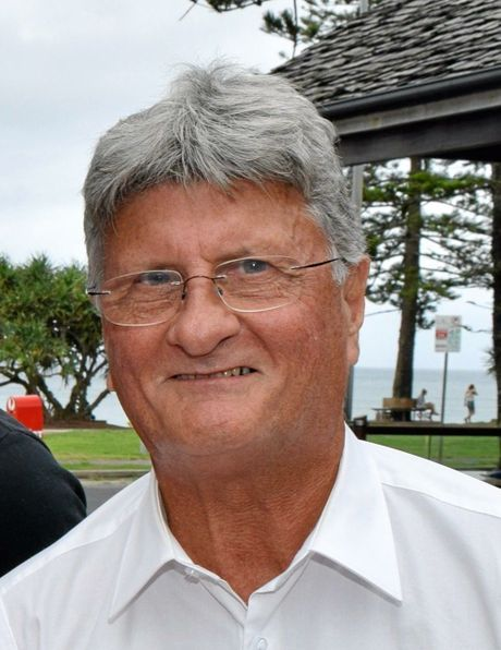 ONE NATION: One Nation candidate Neil Smith. Photo Christian Morrow / Byron Shire News