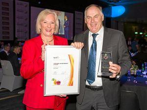 Stanthorpe apple grower awarded lifetime achievement