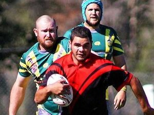 Gladstone Rebels win its first-ever rugby league game