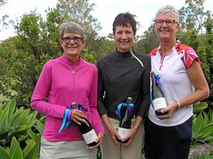 GOLF: Townsend defends Grafton Ladies title