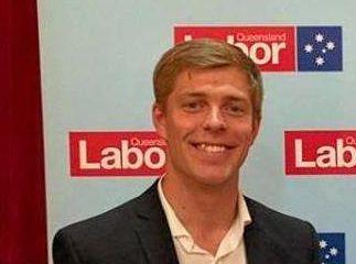 Scott Anderson, Labor candidate for Fairfax.