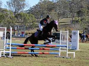 Queensland Inter-School Equestrian Championships