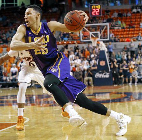 Aussie basketball sensation Ben Simmons.