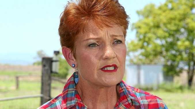 Pauline Hanson will now be courted by the major parties