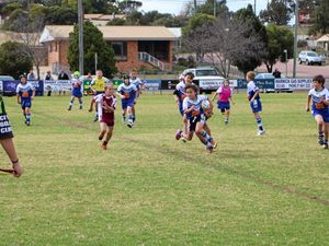 Macintyre is up near top at league carnival