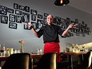 Meet Mooloolaba's celebrities' chef