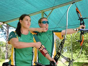 Coast archer's Olympic dreams are dashed