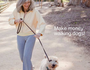 A pawfect walking partner in your retirement