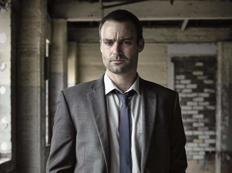 Matthew Le Nevez stars in the TV series the Kettering Incident.