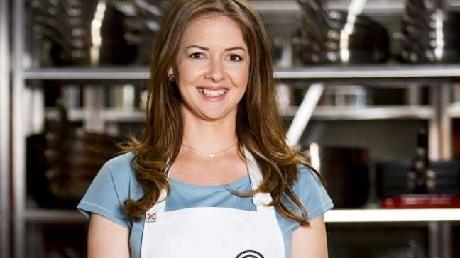 MasterChef Australia contestant Heather Day.