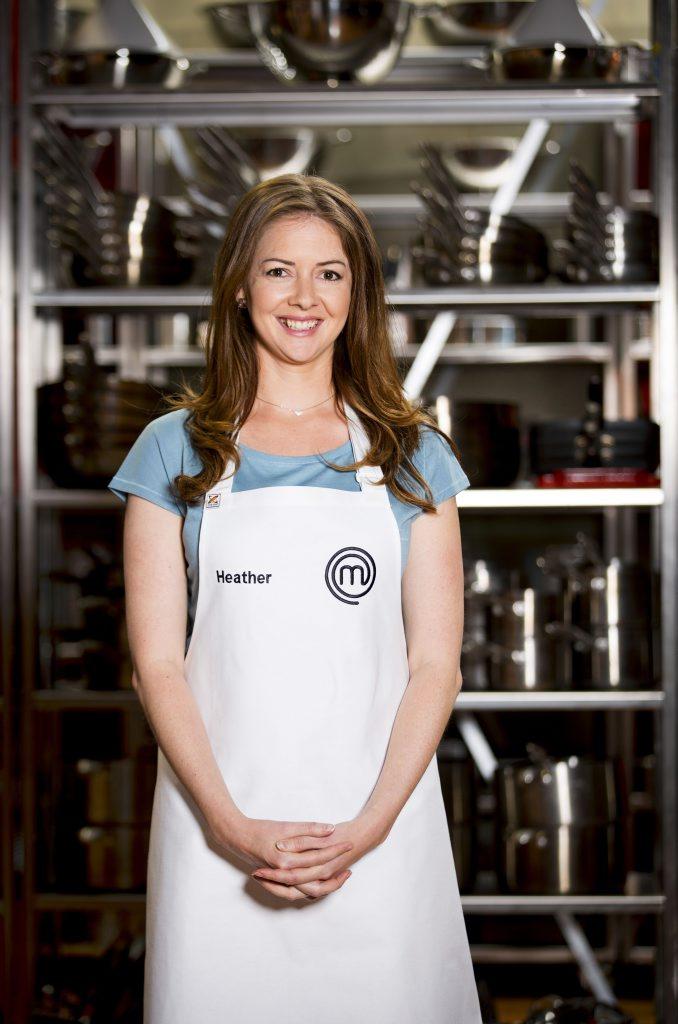 MasterChef Australia contestant Heather Day.