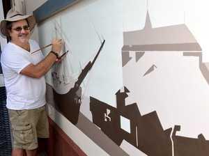 Maryborough mural poject
